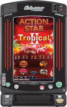 Bally Wulff Action Star Tropical 2