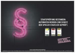 Spielerschutz: Aufklärungskampagne der Automatenwirtschaft